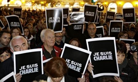 Charlie Hebdo killings Paris