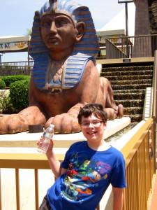 Sphinx Boy