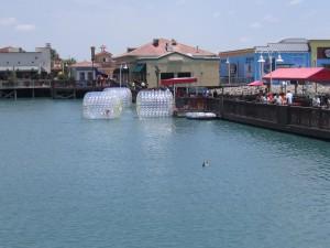 Water Wheel Camera